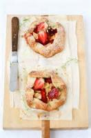 Fruit - Strawberry Galette