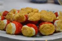Fruit - Strawberry -  Strawberry Cheesecake Bites