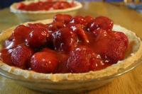 Fruit - Strawberry Pie