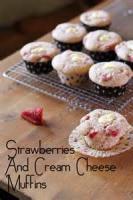 Fruit - Strawberry Cream Cheese Muffins