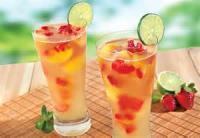 Fruit - Strawberry -  Strawberry Iced Tea Fizz