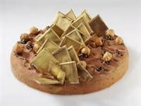 Italian - Dessert -  Gianduia Cheesecake