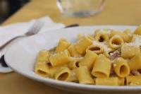 Italian - Pasta -  Rigatono Alla Carbonara