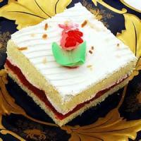 Fruit - Strawberry Shortcake Squares