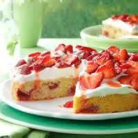 Fruit - Strawberry -  Strawberry Trifle Recipes By Meryl