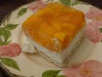 Hawaiian - Dessert -  Hawaiian Mango Cream Pie