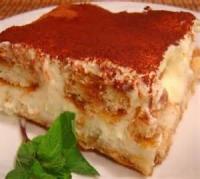 Italian - Olive Garden Tiramisu