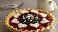 Fruit - White Chocolate Berry Pie