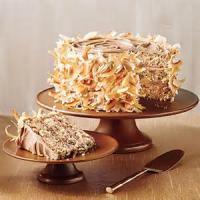 Italian - Dessert -  Italian Cream Cake