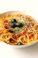 Italian - Pasta Alla Puttanesca
