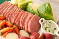 Irish - Corned Beef And Cabbage