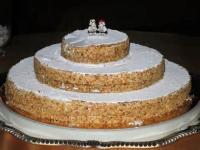Italian - Italian Cream Cake By Hilltop