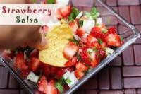 Fruit - Strawberry -  Strawberry Salsa