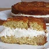 German And Austrian - Dessert -  Bee Sting Cake (bienenstich)