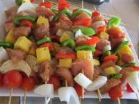 Hawaiian - Hawaiian Kabobs
