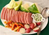 Irish - Beef -  Irish Corned Beef And Cabbage