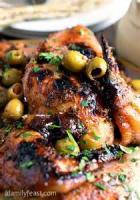 Italian - Chicken Marabella
