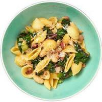 Italian - Pasta -  Pasta With White Beans And Bacon
