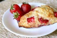 Fruit - Strawberry Scones