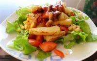 Hawaiian - Chicken -  Hawaiian Tossed Salad