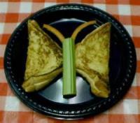 Kids - Sandwich -  Butterfly Cheese-wich