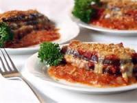 Italian - Eggplant Parmigiana