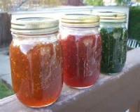 Jams And Jellies - Green Tomato And Lime Jam
