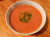 Italian - Soup -  Crema Di Pomodoro (creamy Tomato Soup)
