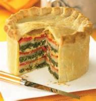 Italian - Torta Rustica Recipes