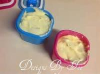 Low_carb - Dessert -  Lemony Cheese Whip