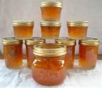 Jams And Jellies - Jam -  Peach And Jalapeno Jam