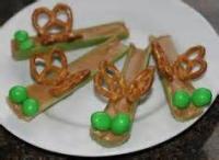 Kids - Craft -  Peanut Butter Bugs