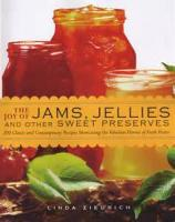 Jams And Jellies - Jam -  Rhubarb And Angelica Jam