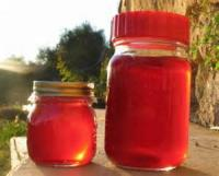 Jams And Jellies - Pear Or Peach Ginger Jam