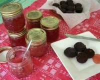 Jams And Jellies - Jam -  Rhubarb And Ginger Jam