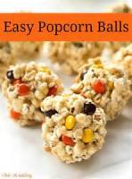 Kids - Popcorn Balls