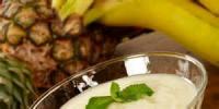 Drinks - Banana-pineapple Punch