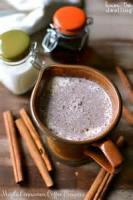 Drinks - Coffee -  Maple Cinnamon Coffee