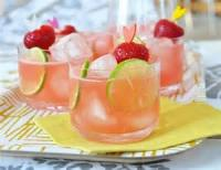 Drinks - Strawberry Cooler