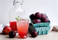 Drinks - Plum Cordial