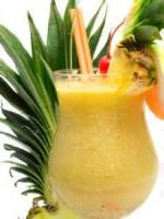 Drinks - Fruit -  Virgin Pina Colada