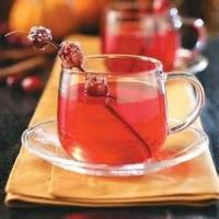 Drinks - Spiced Cranberry Tea Punch
