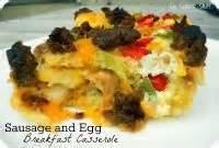 Eggs - Casserole -  Wake-up Casserole