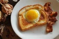 Eggs - Egg In A Hole