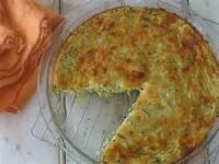 Eggs - Zucchini Quiche