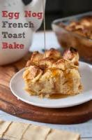 Eggs - Make-ahead French Toast