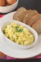Eggs - Salad -  Creamy Egg Salad