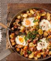 Eggs - Breakfast Hash