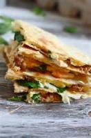 Eggs - Breakfast Quesadilla