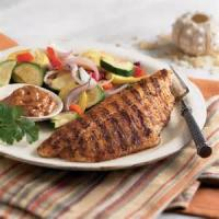 Fishandseafood - Broiled Catfish